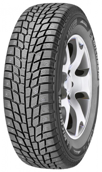 Шина Michelin Latitude X-Ice North 245/70R16 107Q 121522 шип