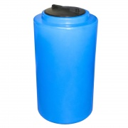 Бак для воды Terra RV200 круглый - синий
