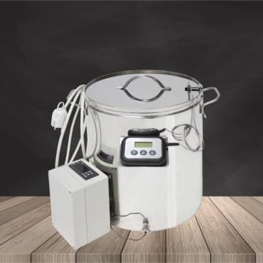 Домашняя сыроварня Bergmann 20л + ТЭН и автоматика