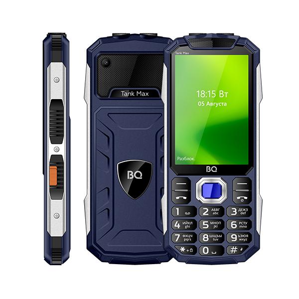 Сотовый телефон BQ 3586 Tank Max Blue