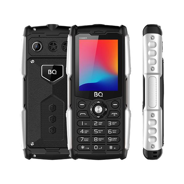 Сотовый телефон BQ 2449 Hammer Black