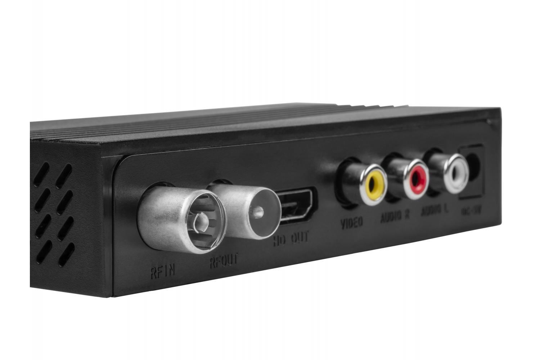 Телевизионный ресивер Harper HDT2-1514 (DVB-T2)