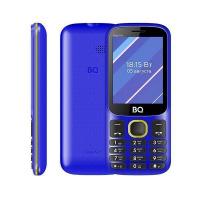 Сотовый телефон BQ 2820 Step XL+, Blue+Yellow
