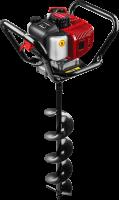 Мотобур (бензобур) со шнеком Зубр МБ1-200 Н
