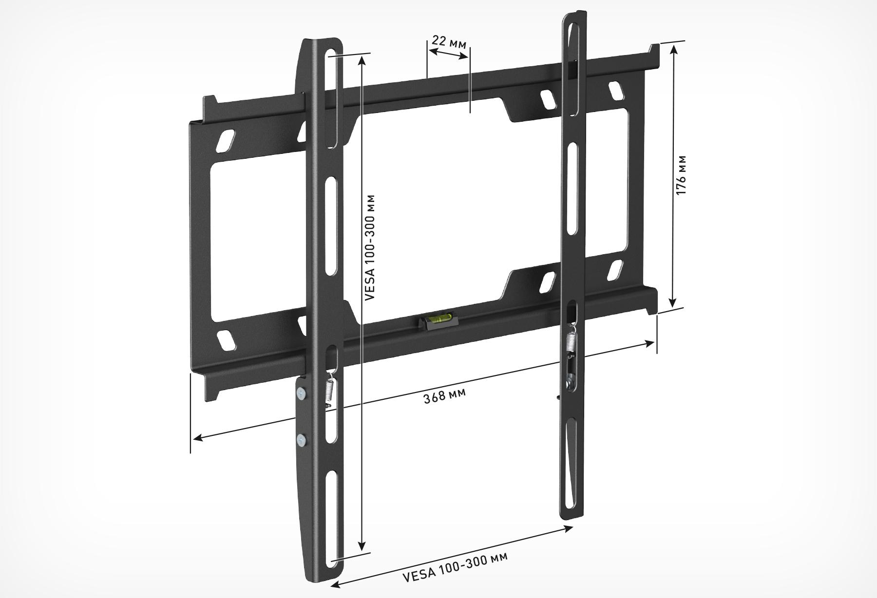 Кронштейн Holder LCD-F3616-B