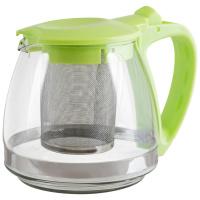 Чайник заварочный Mallony Decotto, 750 мл, зеленый