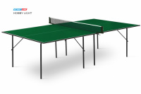 Теннисный стол Start Line Hobby Light Green 6016-1