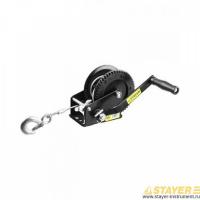 Лебедка Stayer Master 43112-0.9 тяговая