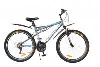 Велосипед Torrent Freestyle серый матовый