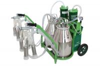 """Доильный аппарат для коров """"Молочная ферма"""" модель 1Т                                                                                     для одновоременного доения двух голов"""
