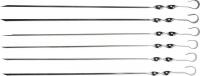 """Набор Grinda 427756 """"BARBECUE"""": Шампуры, уголок, 550мм, 6шт в упаковке"""