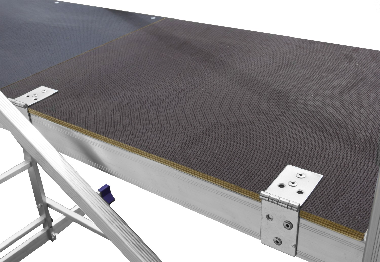 Вышка-тура Сибин алюминиевая 38840-5