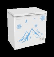 Морозильный ларь Willmark CF-250CS, снежинки