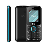 Сотовый телефон BQ 1848 Step+ Black+Blue