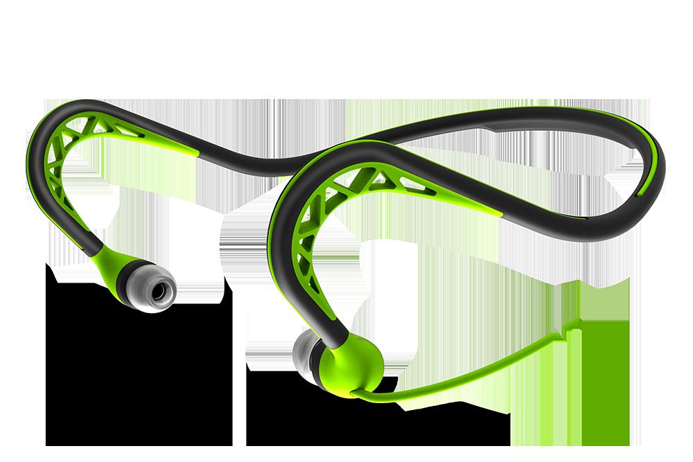 Наушники Harper HV-303 green