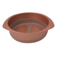 Форма для выпечки силиконовая Rondell 18 см Karamelle RDF-449