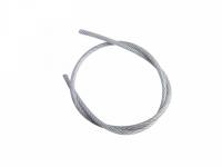 Трос стальной Зубр Профессионал DIN 3055 4-304120-01-02 оцинкованный