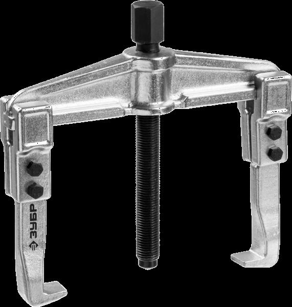 Съемник раздвижной Зубр Профессионал, 100 мм, 43310-160-100
