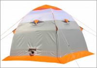 Палатка Лотос 3С (оранжевый), 17055