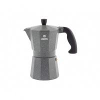 Кофеварка алюминиевая гейзерная Moka Granito 3 cups