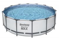Каркасный бассейн Bestway Steel Pro Max 5612X BW