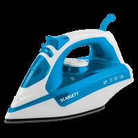 Утюг Scarlett SC-SI30P17 (голубой)
