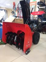 Снегоуборщик Brait BR-7861EW бензиновый (7.8л.с.WEIMA; ширина 610 выс.533, электрост. колеса 13*4,10-6)
