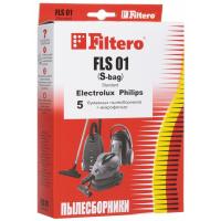 Мешки-пылесборники Filtero FLS 01 (S-bag) (5) Standard