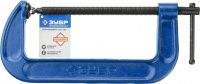 Струбцина тип G 125 мм Зубр МСС-130 32244-125