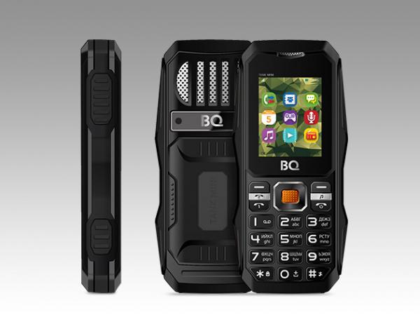Сотовый телефон BQ 1842 Tank mini Black