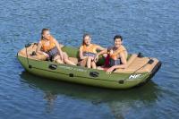 Надувная лодка Bestway Neva III 65008 BW 316х124см